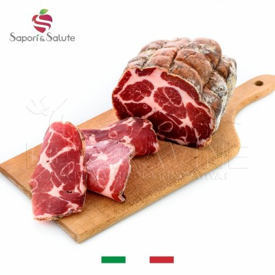 Capocollo spicy