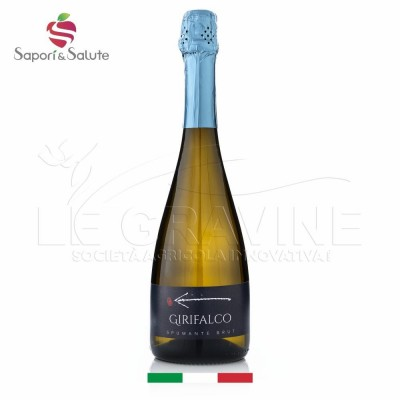GIRIFALCO - Brut sparkling wine